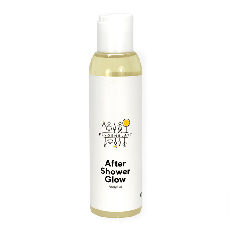 After Shower Glow FRUCHTIG Body Oil - Sport Edition