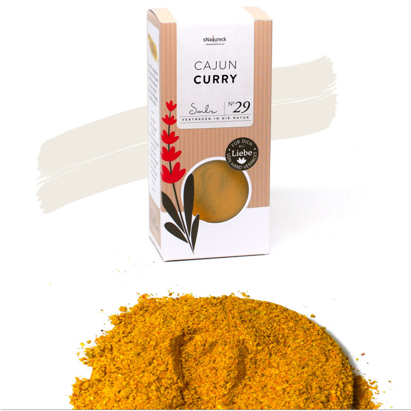 Cajun Curry Salz