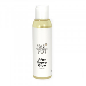 After Shower Glow Body Oil Herb
